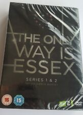 The Only Way Is Essex - Series 1-2 - Complete (DVD, 2011, 5-Disc Set, Box Set)