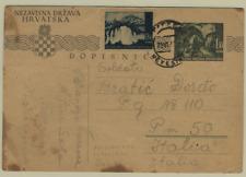 Croatia 1943 WWII Yugoslav POW in Italy Nevesinje Kifino Selo Dordo Bratic