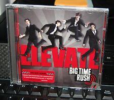 "BIG TIME RUSH.  ""ELEVATE""  CD UK 2012. NM COND."