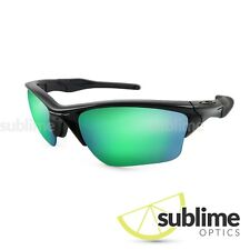 Emerald Green Polarized Replacement lenses for Oakley Half Jacket 2.0 XL