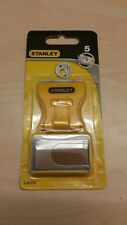 Stanley  Scraper With 5 Razor Blades 40Mm