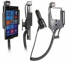 Brodit KFZ Halter mit Zigarettenanzünderanschluß für Nokia Lumia 830 [512702]