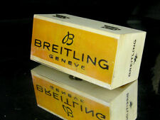 Vintage customized wood Box case for breitling ww2 watch premier navitimer ss