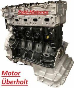 M9T 706 Motor Überholt RENAULT MASTER III KASTEN (FV) 2.3 DCI 165 RWD M9T 710