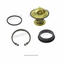 For Porsche 944 951 83-88 924s Radiator Thermostat KIT Circlip O-ring C-clip