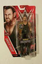 WWE Basic Undertaker BELT Chase Championship Figure RAW Series 58