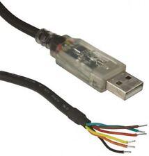 Ftdi Chip, 1.8 Ttl Cable End USB a Uart Cable, TTL-232RG-VREG1V8-WE