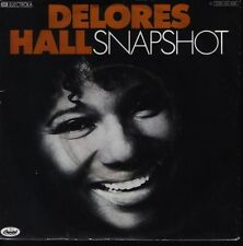 "7"" Delores Hall Snapshot 70`s Capitol Records (Soul) Chart Hit"