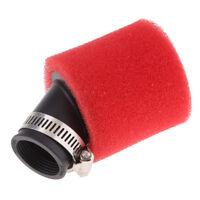 Filtro Foam Aria Pod Cleaner PIT Quad Pulitore Per Moto-Rosso