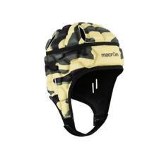 Macron Caschetto portiere Calcio Rugby Helmet XE Camouflage Elmetto protezione M-l
