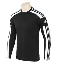Adidas Squadra 21 Men's Long Sleeve Jersey Black GN5792