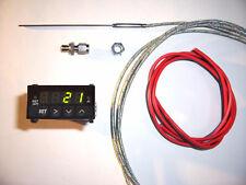 RSR Ansauglufttemperatur Anzeige GRÜN Ladelufttemperatur Ansaugtemperatur Turbo