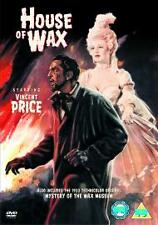 House Of Wax - Vincent Price (DVD, 2005) RARE + Mystery of the Wax Museum