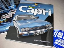 Ford Capri, Haynes Enthusiast Guide, New Hardback, Pub. 2010, 160pp, Full Color
