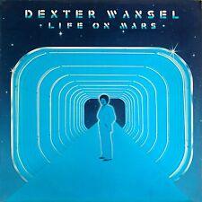 DEXTER WANSEL Life On Mars PHILADELPHIA INTERNATIONAL Sealed Vinyl Record LP