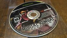 Mortal Kombat: Deception Mileen Kollector's Edition (Xbox, 2004) Disc Only