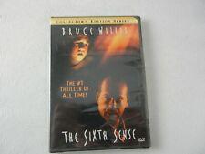 The Sixth Sense Dvd New!