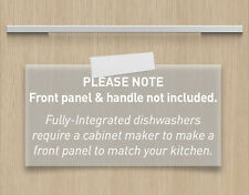 Fisher & Paykel 60cm Fully Integrated Single DishDrawer Dishwasher DD60STI9