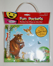 New! Colorforms Fun Pockets The Gruffalo Travel Play Set Ages 3-8 No reading!