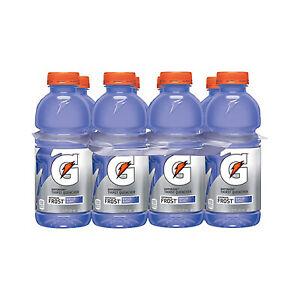 Gatorade 20809 Sports Drink, Riptide Rush Light Grape, 20-oz., 8-Pk. - Quantity