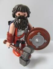 Playmobil Castle/Knight/Fairytale extra figure: Dwarf fighter with hammer NEW