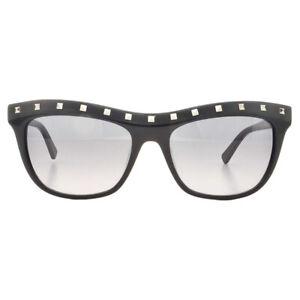 Valentino Sonnenbrille V650S-001 Damen Sunglasses Women Schwarz Gold NEU & OVP