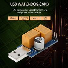 USB Watchdog Timer Card Module Automatic Restart IP Electronic Reboot Lan For PC