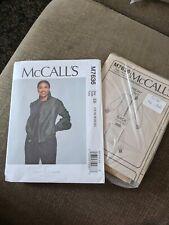 McCalls Misses Pattern M7636 New Size 14-22