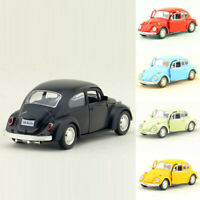 VW Beetle 1967 1:36 Scale Model Car Diecast Gift Toy Vehicle Kids Collection