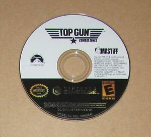 Top Gun: Combat Zones (Game Only) Nintendo GameCube Fast Shipping