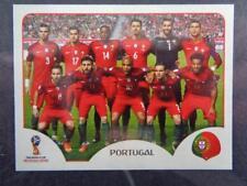 Panini World Cup 2018 Russia - Team Photo Portugal No. 113