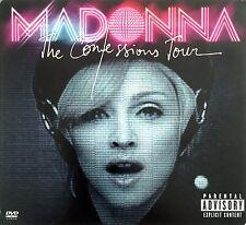 Madonna DVD+CD The Confessions Tour - Digipak - Europe (EX/EX+)