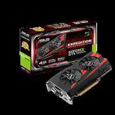 ASUS GeForce GTX 1050 Ti 4GB Expedition Boost Graphics Card