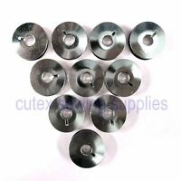 10 Metal Bobbins For Singer 20U Class Industrial Zig Zag Sewing Machine