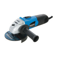 Diy 650W Angle Grinder 115Mm Power Tools Grinders Silverline 571295