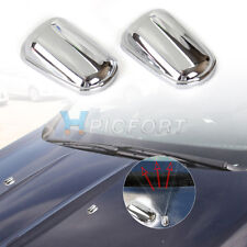 windscreen washer cover Trim spray nozzle decor for Ford Kuga Escape 2013 - 2016