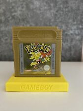 Pokémon: Goldene Edition (Nintendo Game Boy Color, 2001) Deutsch Speichert