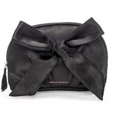 Avon Black Satin Cosmetic/Make up Bag