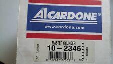 Master Cylinder A1cardone Part # 10-2346