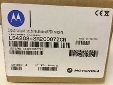 Motorola Symbol Ls4208 Laser Usb Barcode Scanner Rfid Reader Ls4208-Sr20007Zcr