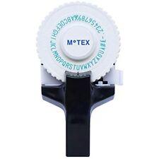 Motex Embossing Label Maker Writer E 101 Black Electronics