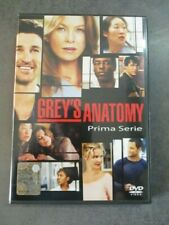 GREY'S ANATOMY PRIMA SERIE - COFANETTO DVD