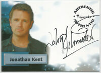 Smallville Season 1 ~ JOHN SCHNEIDER Auto/Autograph Card A1 Jonathan Kent