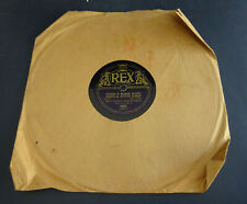 78 RPM Record - Billy Cotton -The Washing On The Siedfried Line...