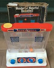 Tomy Wonderful Waterful Basketball Game water toy vintage
