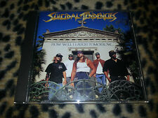 HOW WILL I LAUGH TOMORROW WHEN I - SUICIDAL TENDENCIES (CD)