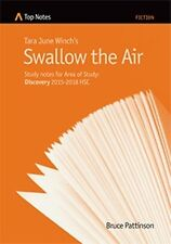 HSC English Top Notes study guide Swallow the Air