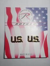 Insigne Lettre U.S Uncle Sam Made in USA