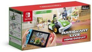 Mario Kart Live: Home Circuit LUIGI Set - IN HAND FAST SHIPPING
