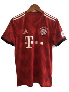 Adidas FC Bayern Munich Soccer Jersey NWOT Mens (S)